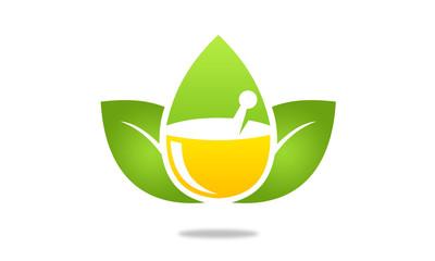 alternative medicines logo health and wellness