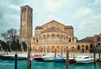 Basilica di Santa Maria e Donato on Murano island