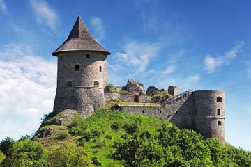 Slovakia - Ruin of Castle Somoska