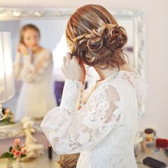 Bridal morning.