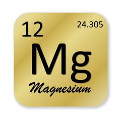Magnesium element