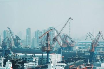 schiffe transport china