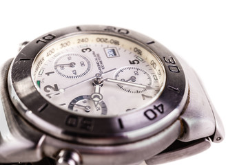 wristwatch detail