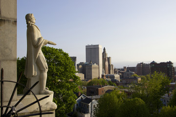 Roger Williams Statue, Providence RI