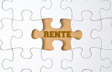 Rente Puzzle