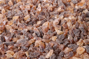 Brown sugar rocks
