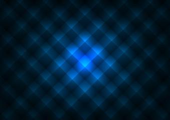 Dark Pyramids Blue
