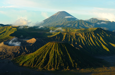 Mount Bromo Volcano, Indonesia