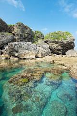 沖縄の海(糸満市)
