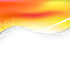 Bright solar folder background abstraction