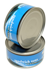 Tins Of Tuna Fish