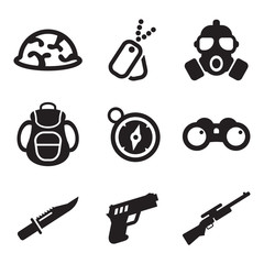 Commandos Icons