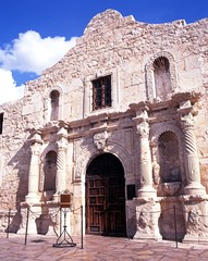 The Alamo, San Antonio, USA © Arena Photo UK