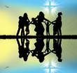 Obrazy na płótnie, fototapety, zdjęcia, fotoobrazy drukowane : celebrate Jesus