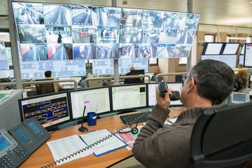 Operatore sorveglianza