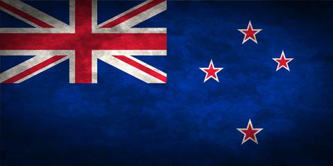 New Zealand grunge flag