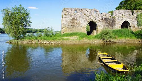 Foto op Canvas Pistache le moulin pendu