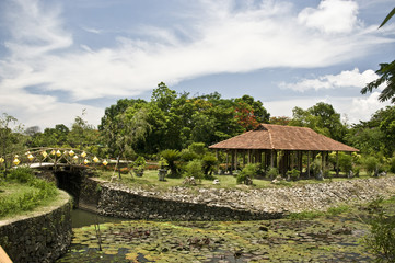 jardins de la cité impériale de Hué, Vietnam
