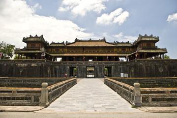 Cité jaune impériale de Hué, Vietnam