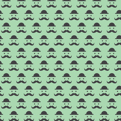 Hipster patterns background