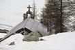 chapelle en haute montagne