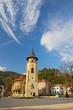 Medieval belfry