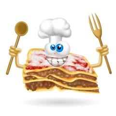 lasagna allegra
