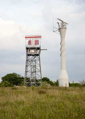 radar tower manchester airport