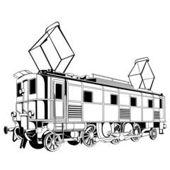 biggest and oldest electric locomotive