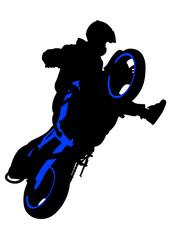 Sport biker