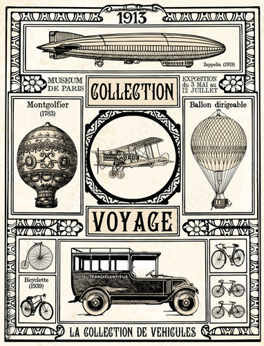 Collection Voyage © lynea
