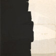 grungy black paint background