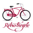 retro bicycle - 65151464