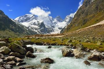 Uzunkol in Caucasud
