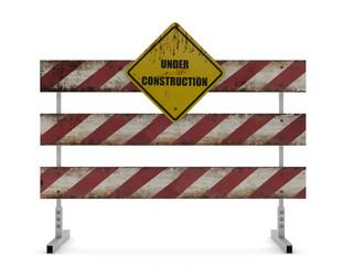 Under Construction - Hombres Trabajando