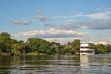 Cruise on river Zambeze, Zambia