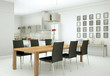 modern Dining Room Interior Design