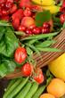 frutta e verdura primavera