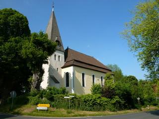 Die evangelisch-reformierte Kirche in Stapelage bei Hörste