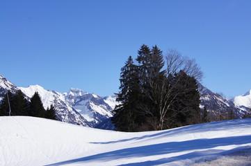 Oberstdorf hiking