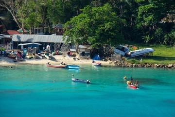 Jamaican Fishermen