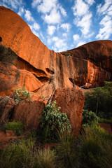 Uluru Closeup