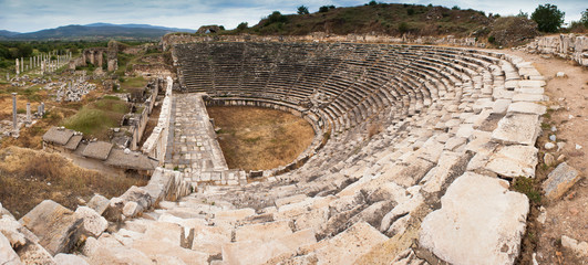 Afrodisias anfi theatre