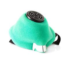 respirator isolated