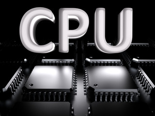 CPU - Central processing unit (Multi-core)