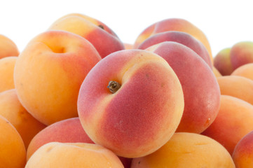 beautiful background of apricot