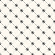 Seamless vector pattern of sun shape and line. Endless texture