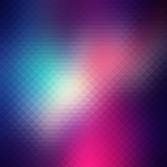 Beautiful abstract geometric style background