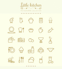 little kitchen collection