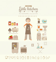 litlle kitchen